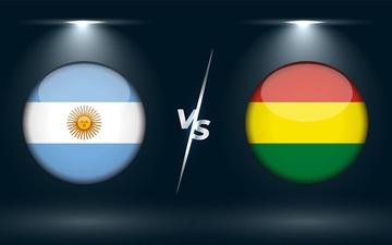Nhận định, soi kèo, dự đoán Argentina vs Bolivia (vòng loại World Cup 2022 Nam Mỹ)