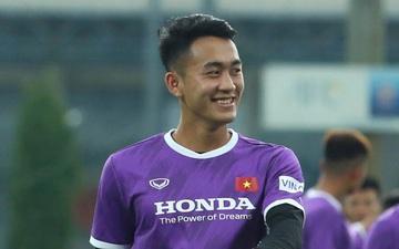 5 cầu thủ U22 Việt Nam được HLV Park Hang-seo gọi lên đội tuyển quốc gia
