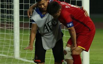 """Sau Văn Thanh, sao trẻ U19 Việt Nam dính """"cái dớp"""" đứt dây chằng"""