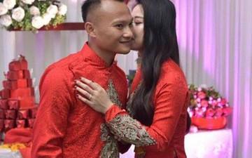 Bận đám cưới, tiền vệ Trọng Hoàng tạm chia tay Đội tuyển Việt Nam