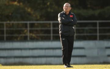 """HLV Park Hang-seo: """"Sau 1 tuần tại Hàn Quốc, thể lực và tư duy chiến thuật của đội tuyển Việt Nam đã khá hơn"""""""