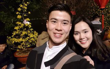 Những nàng WAGs nổi bật tại AFF Cup 2018: Bạn gái Duy Mạnh khoe sắc cùng nhà vô địch Pencak Silat thế giới
