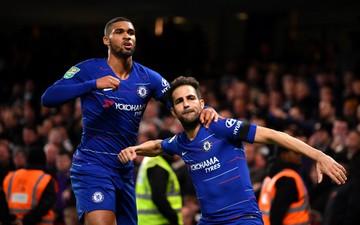 """Bị học trò """"bóp"""" tới 2 lần, Lampard chấp nhận thua sát nút Chelsea"""