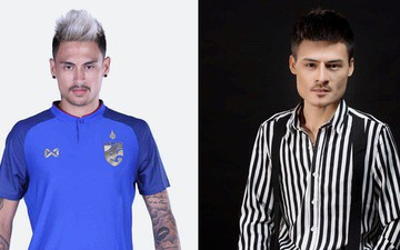Tuyển thủ Thái Lan ở AFF Cup 2018 giống hệt hiện tượng Hoa Vinh
