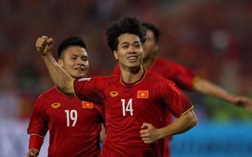 Highlights Việt Nam 2-0 Malaysia | Công Phượng, Anh Đức tỏa sáng
