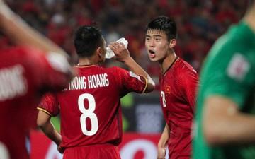 """Ở đội tuyển Việt Nam, không ai có thể vượt mặt Duy Mạnh về độ """"gắt"""""""