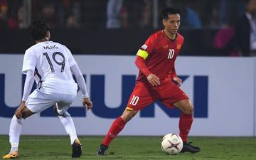 """Đội trưởng Văn Quyết: """"Nhiệm vụ của chúng ta chưa hoàn thành, cần phải tập trung ngay vào bán kết AFF Cup 2018"""""""
