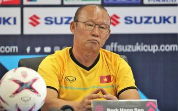 HLV Park Hang-seo khẳng định sẽ sống chung với áp lực tại AFF Cup 2018