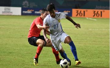 Tiền vệ tuyển Malaysia đánh giá đội bóng của mình là ứng viên hàng đầu cho chức vô địch AFF Cup 2018