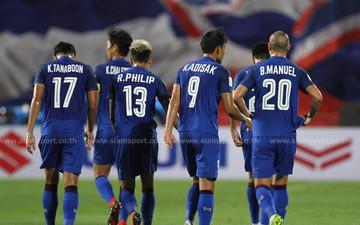 Thái Lan mất 30 phút để cân bằng thành tích của Việt Nam ngày mở màn AFF Cup 2018