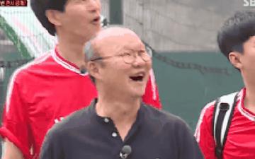 """""""Tôn Ngộ Không"""" Hàn Quốc thích thú thăm nhà HLV Park Hang-seo"""