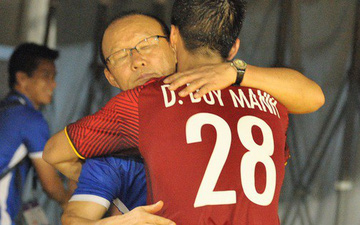 Hai nét tính cách điển hình của thầy Park dưới góc nhìn của tiền vệ Đức Huy