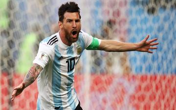 Lionel Messi sẽ trở lại ĐT Argentina tại Copa America