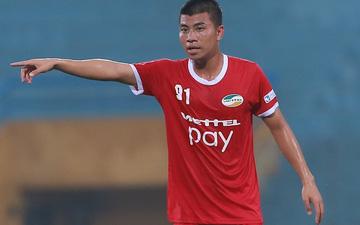 Cầu thủ HAGL chưa kịp hoà nhập với Viettel ở Giải Hạng Nhất