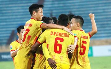 Video: Nam Định thắng 4-2 Đà Nẵng, đẩy Sài Gòn FC xuống cuối BXH
