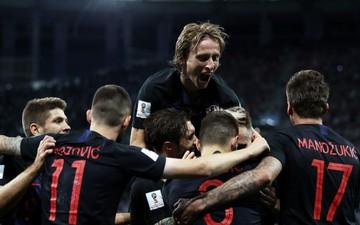 Tinh thần ái quốc và thứ gen di truyền tạo nên một Croatia bất khuất ở World Cup 2018