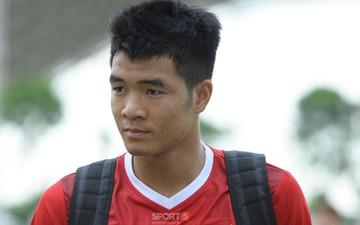Sau một tuần ép cân, Hà Đức Chinh tự tin với bài kiểm tra thể lực của U23 Việt Nam
