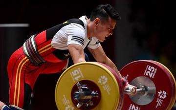 Thạch Kim Tuấn khó vượt chính mình khi đối mặt đương kim vô địch cử tạ ASIAD 2018