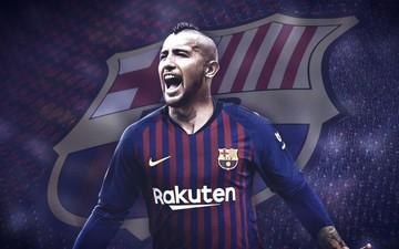 """Một Arturo Vidal """"lệch nhịp"""" lại vô cùng phù hợp với Barcelona"""