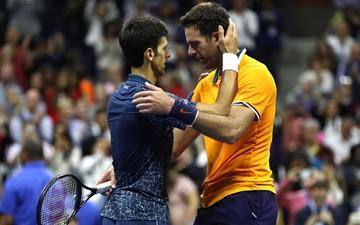 Khoảnh khắc Djokovic vô địch US Open, ôm chầm an ủi đối thủ gây xúc động
