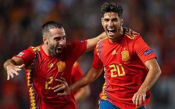 """Sốc: Tây Ban Nha """"thảm sát"""" á quân thế giới 6 bàn không gỡ"""