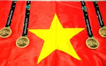 Esports Việt Nam đạt được thành tích đáng tự hào tại ASIAD 2018