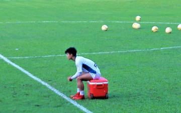 Xuân Trường vắng mặt, Văn Thanh vẫn bị đau trong lần đầu HAGL đến sân Thiên Trường
