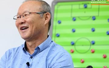 HLV Park Hang-seo: 'Tôi bất đồng ngôn ngữ nhưng giao tiếp với các học trò bằng trái tim'