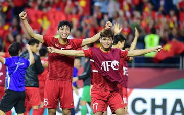 """Ở Hàn Quốc, thông tin Việt Nam lọt vào tứ kết Asian Cup """"hot"""" hơn cả giải bóng số một thế giới cấp CLB"""