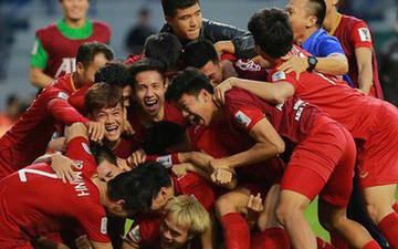 """Hạ gục Jordan, giờ cả Châu Á đã """"ngả mũ"""" trước sức mạnh của đội tuyển Việt Nam"""