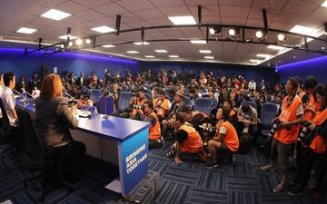 """Tứ kết Việt Nam – Nhật Bản """"nóng rực"""" và ngột ngạt ngay từ phòng họp báo dù bóng chưa lăn"""