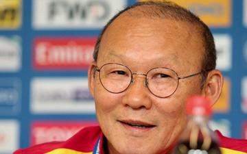 """HLV Park Hang-seo: """"Tôi tự hào về các học trò, Việt Nam sẽ hướng đến các giải đấu trong tương lai"""""""