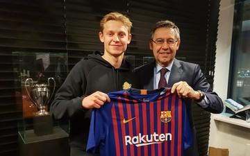 """Chính thức: Barcelona chiêu mộ thành công """"Xavi đệ nhị"""""""