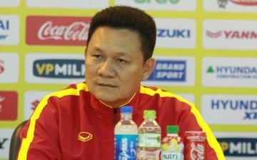 HLV Nguyễn Quốc Tuấn thừa nhận U22 Việt Nam học hỏi được nhiều điều từ hành trình của tuyển Việt Nam tại Asian Cup