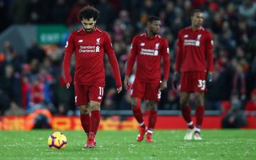 Liverpool gây thất vọng, vứt đi cơ hội bỏ xa Man City