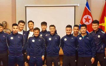 Trực tiếp chung kết liên khu vực AFC Cup 2019 Hà Nội FC và 4.25 SC trên trang cá nhân của Đại sứ Việt Nam tại CHDCND Triều Tiên