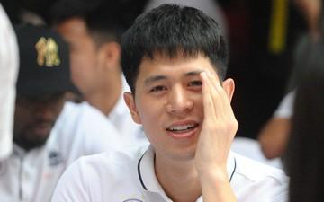 Đình Trọng lo lắng cho Thành Chung không có đường về khi sang CHDCND Triều Tiên thi đấu