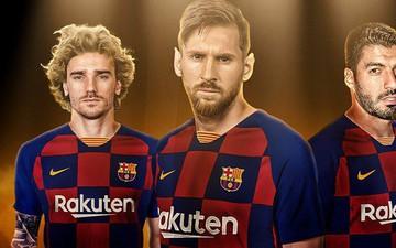 Bộ ba siêu sao trị giá 330 triệu euro cùng nổ súng, Barcelona đại thắng tại vòng 9 La Liga