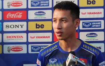 Tiền vệ tuyển Việt Nam thận trọng cuộc màn tái đấu Malaysia tại Vòng loại World Cup 2022