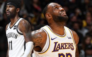 NBA 2019-2020 ngày 11/11: Los Angeles Lakers đứt mạch toàn thắng, Brooklyn Nets đại bại tại Arizona