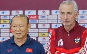 HLV tuyển UAE trước áp lực phải thắng Việt Nam để chứng minh bản thân không phải lựa chọn sai lầm