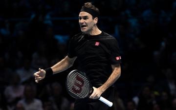 """Quật ngã Djokovic ở trận đấu """"sinh tử"""", Federer hiên ngang tiến vào bán kết ATP Finals"""