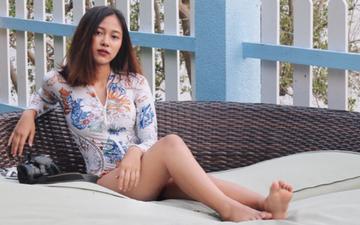 Nữ phóng viên xinh đẹp người Thái yêu quý Văn Lâm, nhưng tin đội nhà sẽ chiến thắng Việt Nam