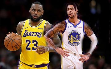 NBA 2019-2020 ngày 2/11: LeBron James có trận đấu hay nhất trong màu áo Lakers, Warriors tiếp tục chìm sâu vào khủng hoảng
