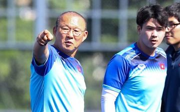 Tự tin sẽ vượt qua vòng bảng, HLV Park Hang-seo cử đội ngũ trợ lý thăm dò đối thủ ở bán kết SEA Games 2019