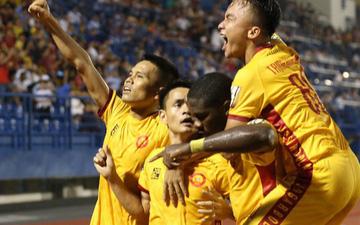 Bốn đội bóng được VFF châm trước mặc dù không đủ điều kiện tham dự V.League 2020