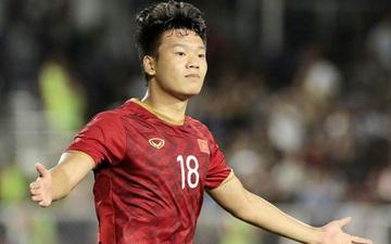 Thành Chung đánh đầu ngược kĩ thuật, ghi bàn thắng quý hơn vàng cho U22 Việt Nam