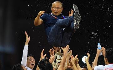 Người Hàn Quốc phát cuồng với chức vô địch SEA Games đầu tiên của Việt Nam, nửa triệu người ùa vào comment chúc mừng