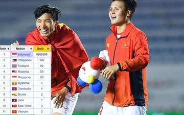 Đội nhà thua sấp mặt, fan Indonesia kéo vào Wikipedia đổi số huy chương của Việt Nam về 0, tự tâng bản thân lên vị trí dẫn đầu