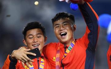 Chính thức: U22 Việt Nam chia tay 1 thủ môn, bổ sung Đình Trọng và Trọng Đại cho chuyến tập huấn tại Hàn Quốc để chuẩn bị cho VCK U23 châu Á 2020